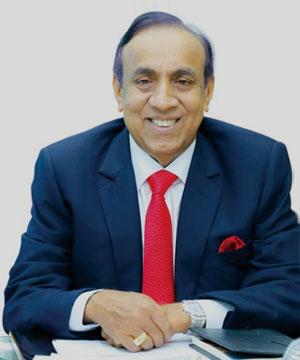Padmashri Dr. Ravi Pillai