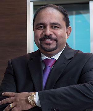 Padmashri Dr. Sundar Menon